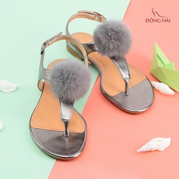 Dép sandal nữĐông Hải