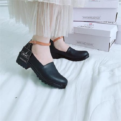 Giày Boots nữ MWC