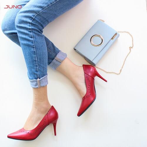Giày cao gót mũi nhọn Juno