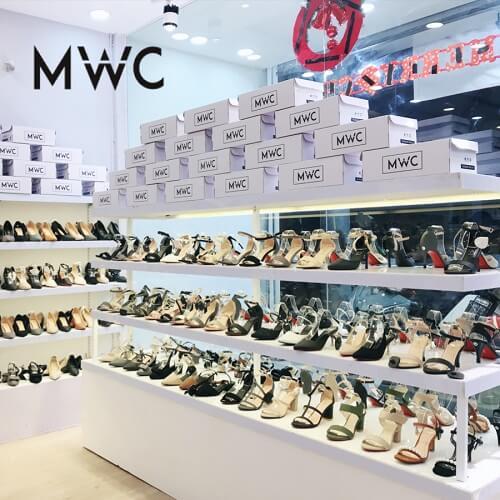 Xuất xứ thương hiệu giày MWC