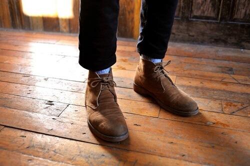 Giày Desert Boots