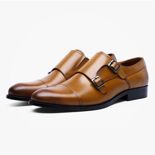 Giày Monk strap