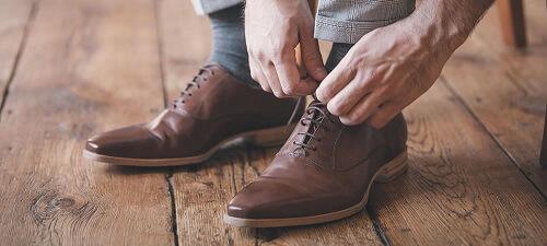 Giày da Oxford
