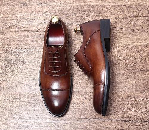 Giày Oxfords công sở cho nam