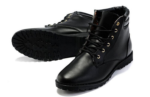 Giày cổ cao nam Carty Paolo Boots