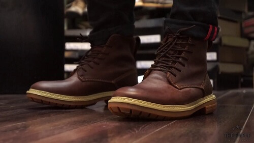 Giày cổ cao nam Thorogood Boots