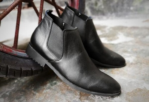 Giày cao cổ nam Chelsea Boots