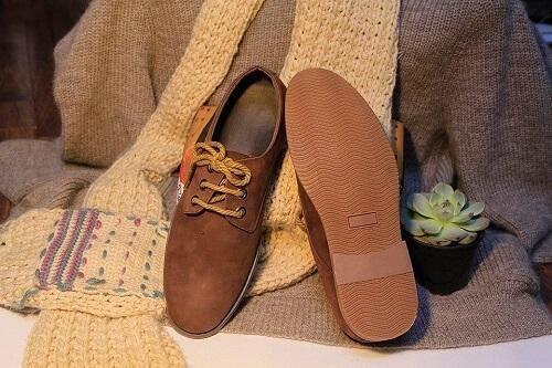 Giày da nam công sở Buck