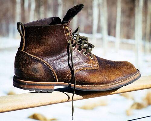 Giày nam cổ cao Viberg Boots