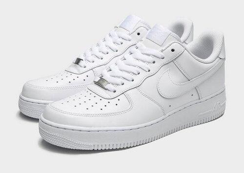 Giày sneaker trắng cho nam Nike Air Force 1