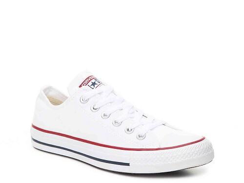 Giày trắng nam Converse – Chuck Taylor All Star