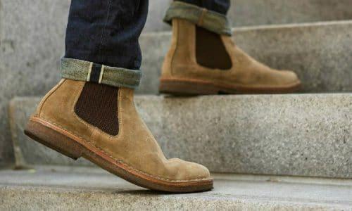 giày boot cao cổ nam đẹp