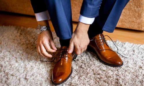 10 Mẫu giày nam công sở đẹp nhất 1