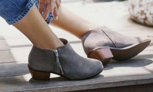 giày da nữ đẹp