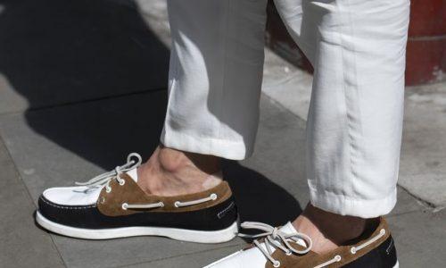 11 Kiểu giày mọi nam đẹp nhất 1