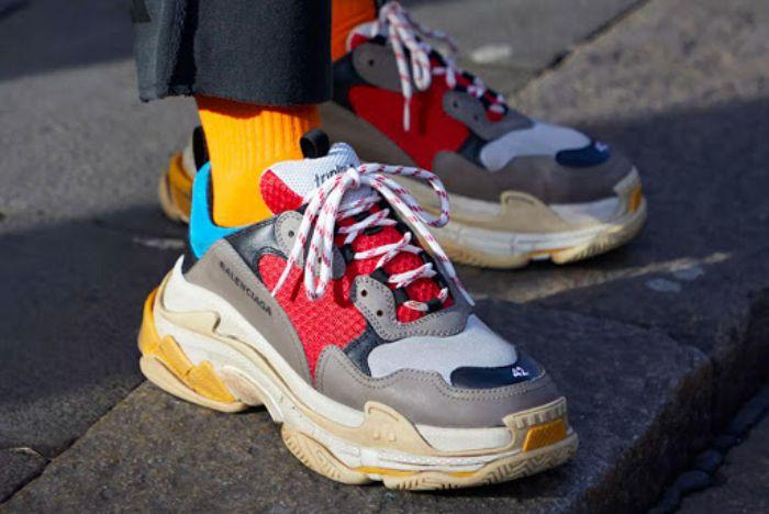các hãng giày sneaker nổi tiếng