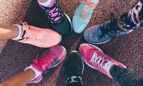 cách vệ sinh giày thể thao