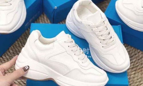 Mẹo hay chọn giày thể thao cho nàng chân ngắn 1