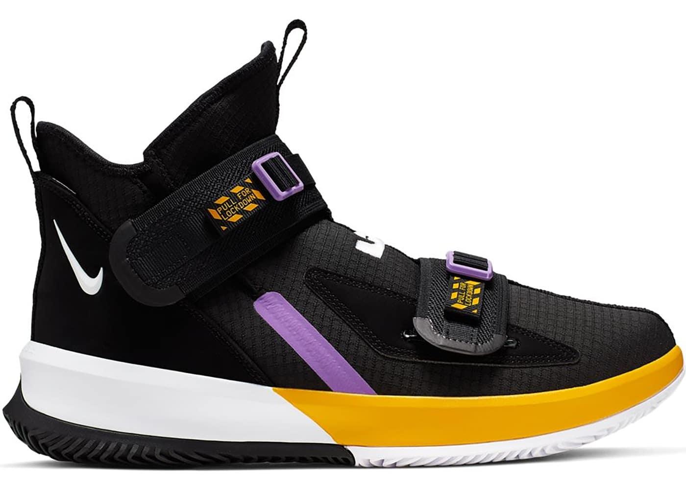 Giày bóng rổ Nike Lebron Soldier 132