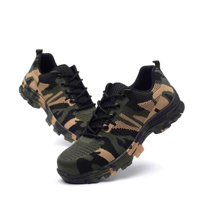 Giày bảo hộ Kingsman Army 1