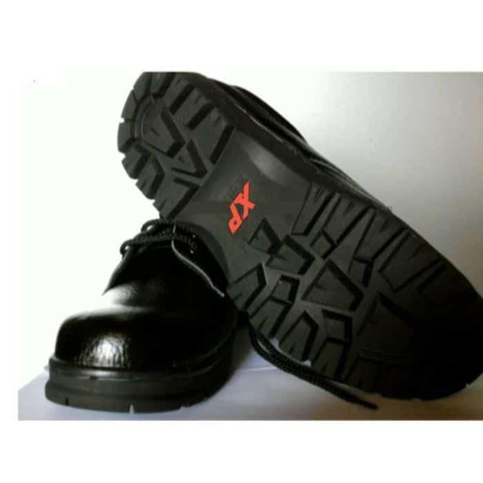 Giày bảo hộ ABC Suýt chỉ đen2
