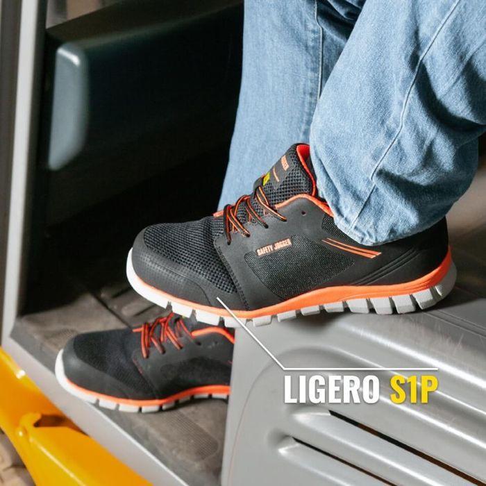 Giày bảo hộ siêu nhẹ Jogger Ligero S1P0
