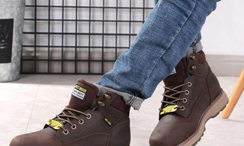 Top 5 giày bảo hộ siêu nhẹ tốt nhất 15