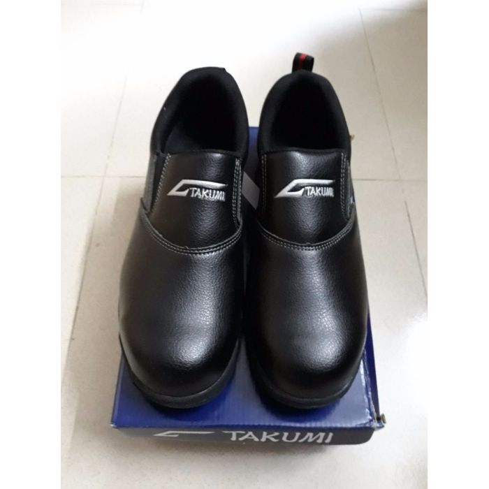 Giày bảo hộ siêu nhẹ Takumi TSH-225 slip on0