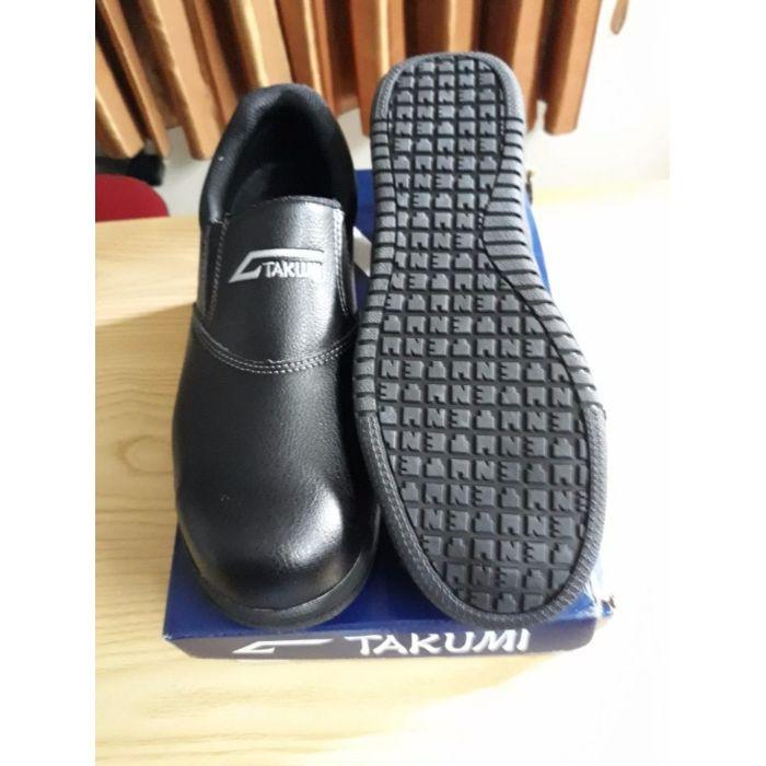 Giày bảo hộ siêu nhẹ Takumi TSH-225 slip on1