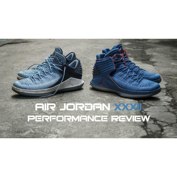 Giày bóng rổ Jordan 32 (XXXII)0