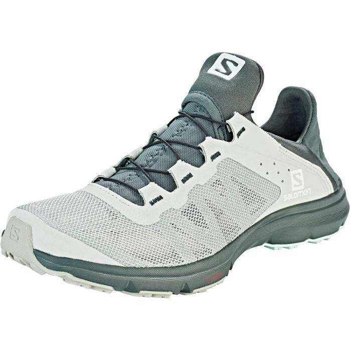 Giày leo núi nữ chống trơn trượt, bảo vệ chân hiệu quả1