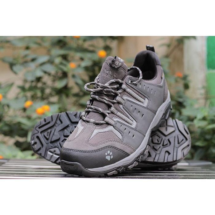 Giày leo núi nữ chống trơn trượt, bảo vệ chân hiệu quả2