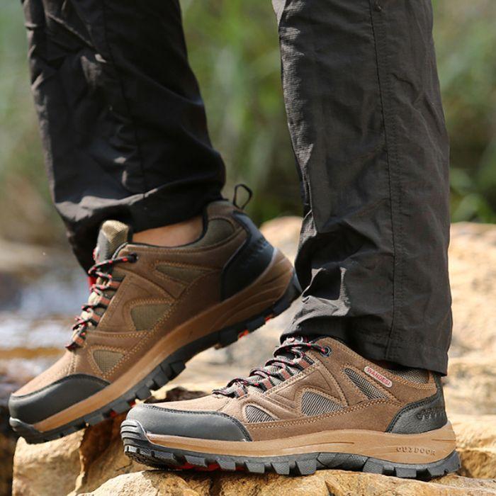 Giày leo núi nữ chống trơn trượt, bảo vệ chân hiệu quả 4