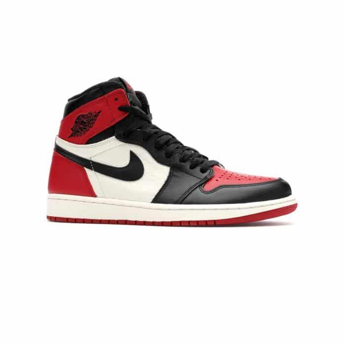 Giày bóng rổ Nike Air Jordan 1 Retro High Og Bred0