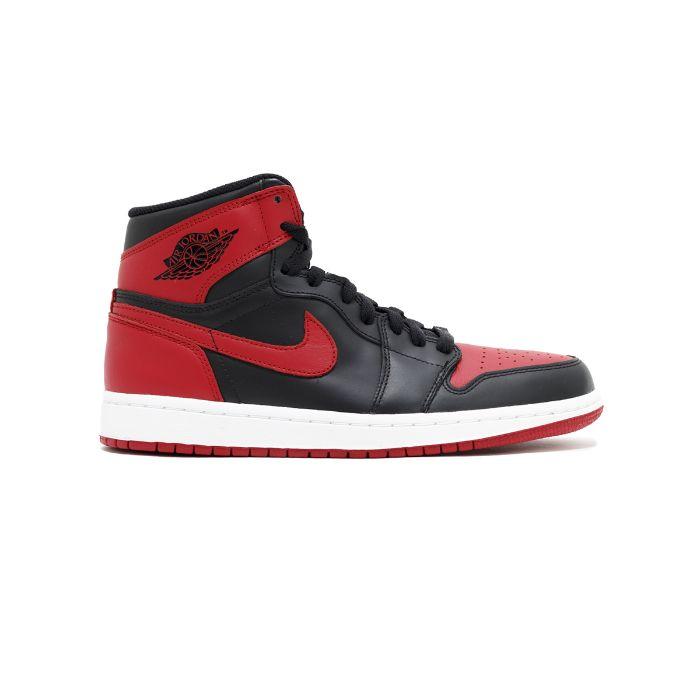 Giày bóng rổ Nike Air Jordan 1 Retro High Og Bred1