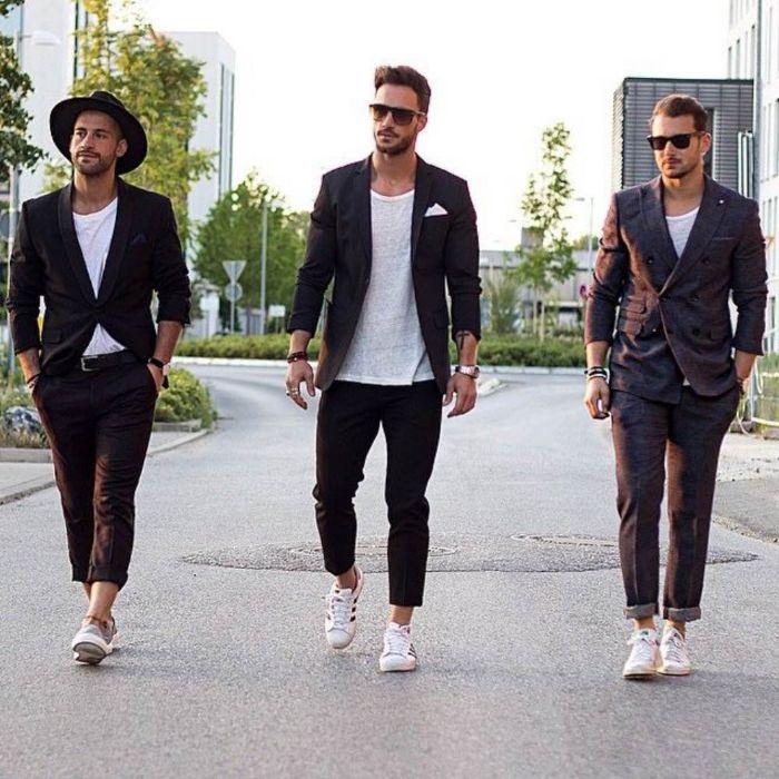 Top 5 giày sneaker nam trắng tốt nhất 7