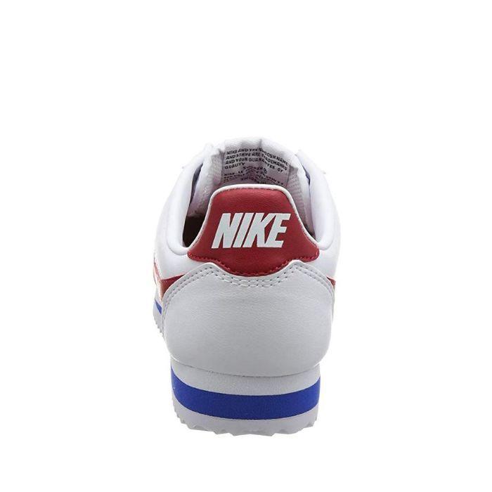 Giày sneaker Nike Classic Cortez nữ màu trắng2