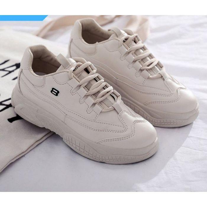 Giày sneaker nữ Passo màu trắng G2200