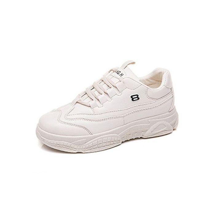 Giày sneaker nữ Passo màu trắng G220 1