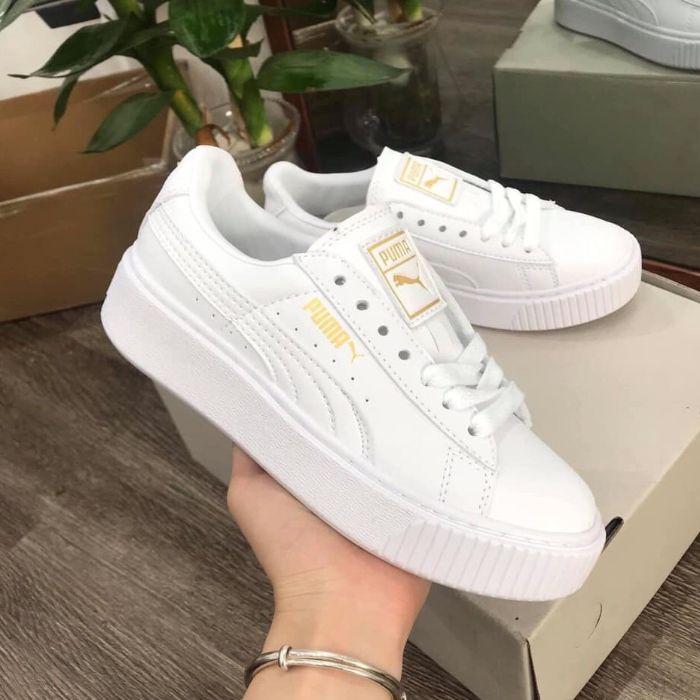 Top 5 giày sneaker nữ trắng tốt nhất 7