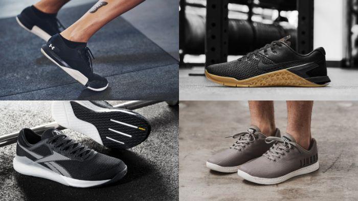 Top 5 giày tập gym nam tốt nhất 2