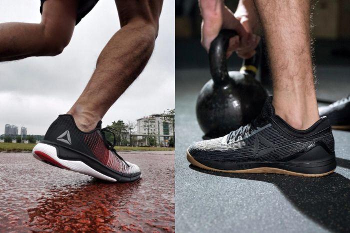 Giày tập gym nam
