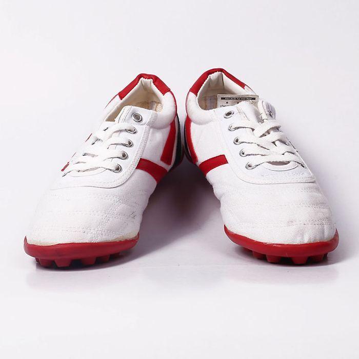 Giày Thượng Đình đá bóng BD16 màu trắng 3