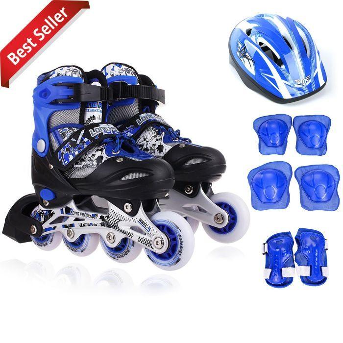 Giày trượt patin Long Feng 9061