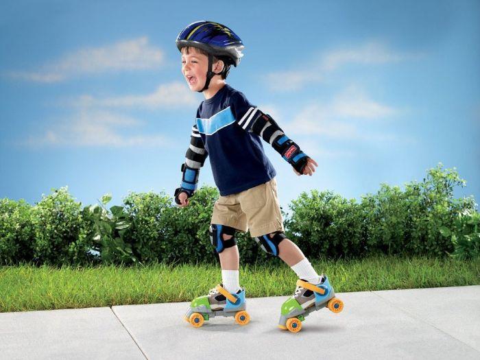 Top 5 mẫu giày trượt patin trẻ em HOT nhất 2