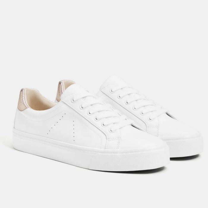 size giày bershka