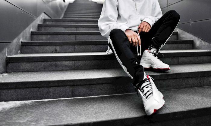 size giày nam
