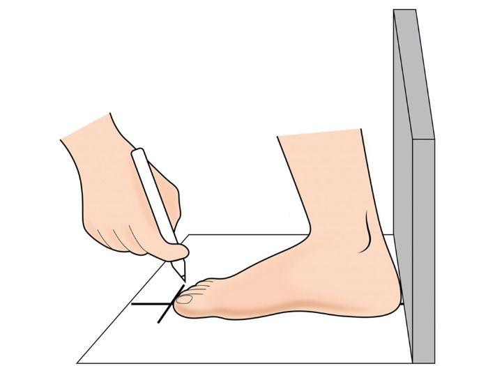 size giày Nike