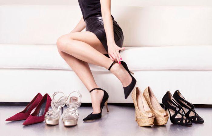 size giày nữ