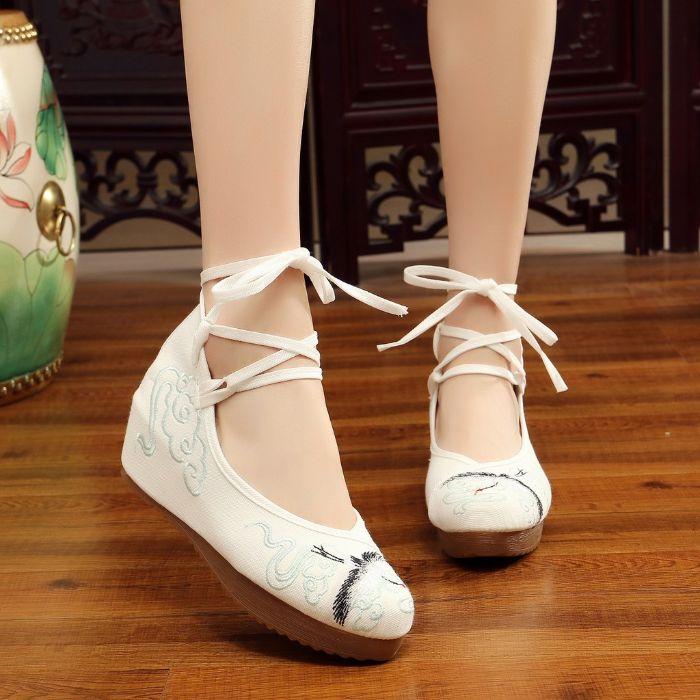 size giày Trung Quốc